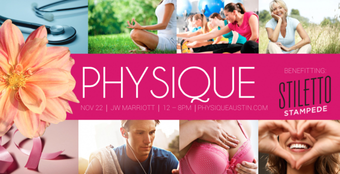 PHYSIQUE benefiting Stiletto Stampede